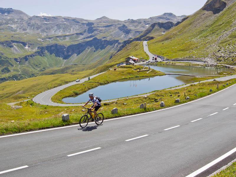 Rennradtour Entlang Der Bekannten Gro 223 Glockner