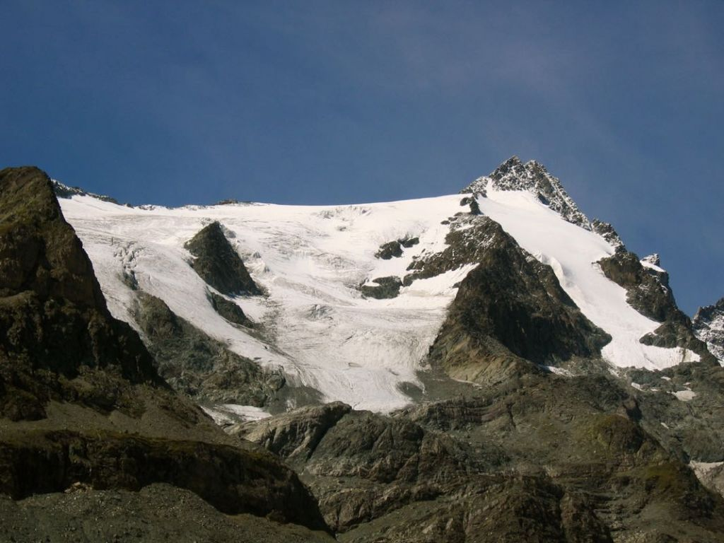 The Großglockner - boss of the national park