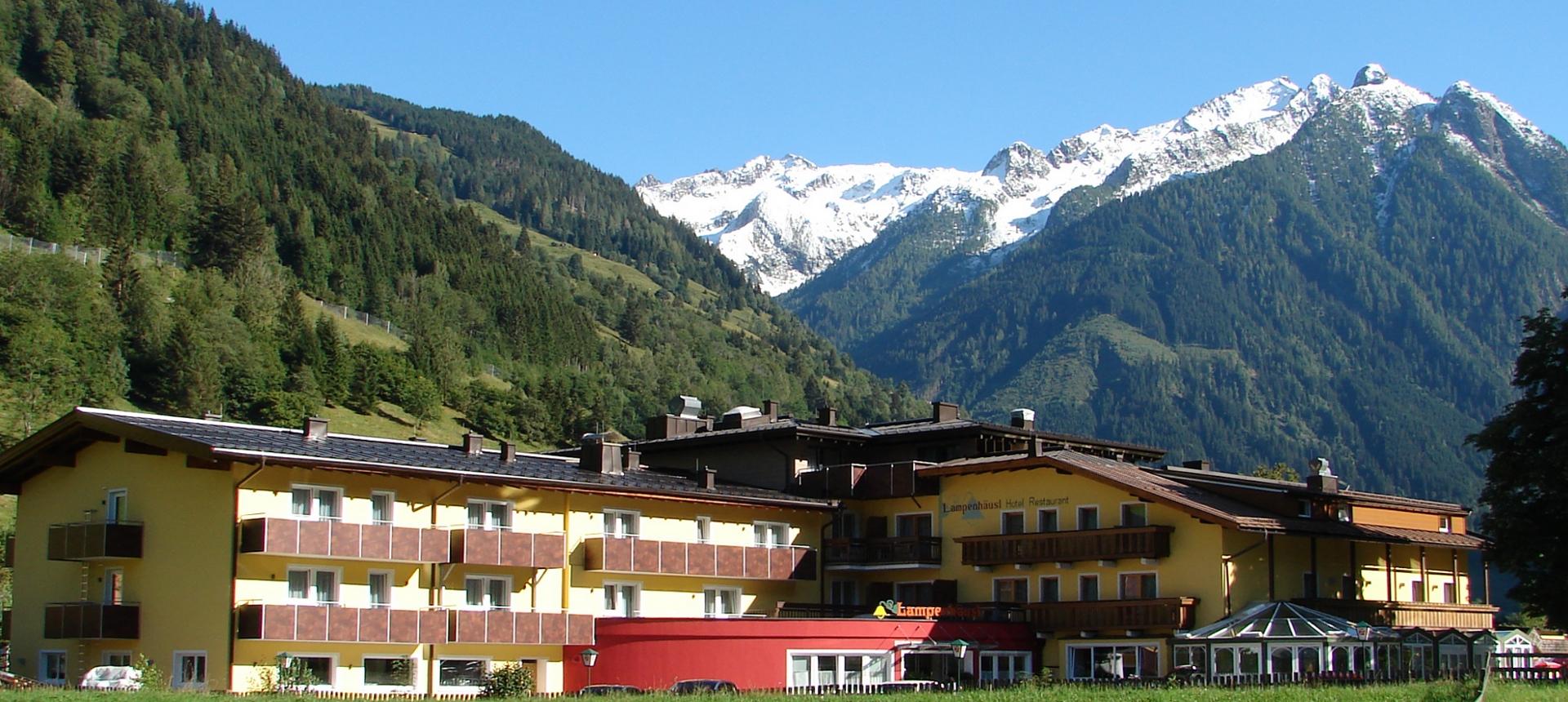 Holiday Großglockner High Alpine Road - Hotel Lampenhäusl family