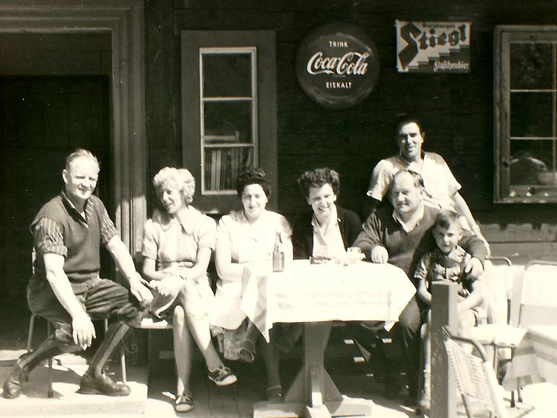 The family and owners back in the days